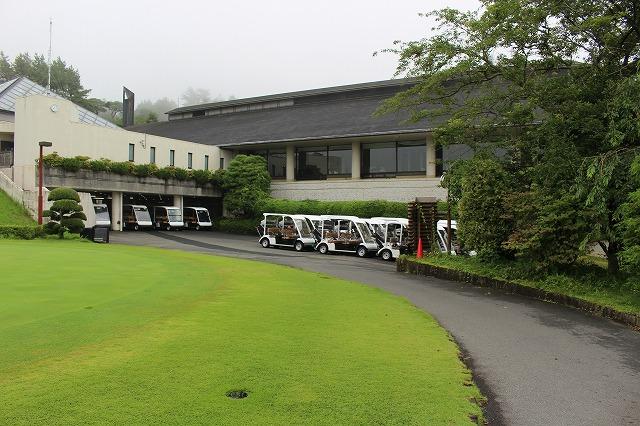 御殿場ゴルフコース,クラブハウス