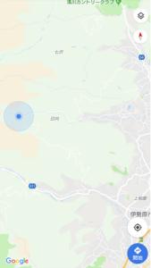 伊勢原の地図